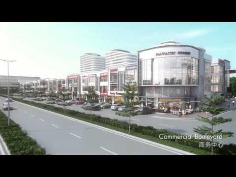 居銮Newpark Residential Development In Kluang, Malaysia