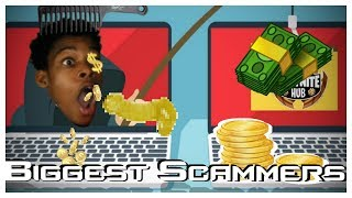 Fortnite- Two Most Biggest SCAMMERS ZayloTv, Fortnite Hub/ Scamminig Their Subs For Money EXPOSED!!