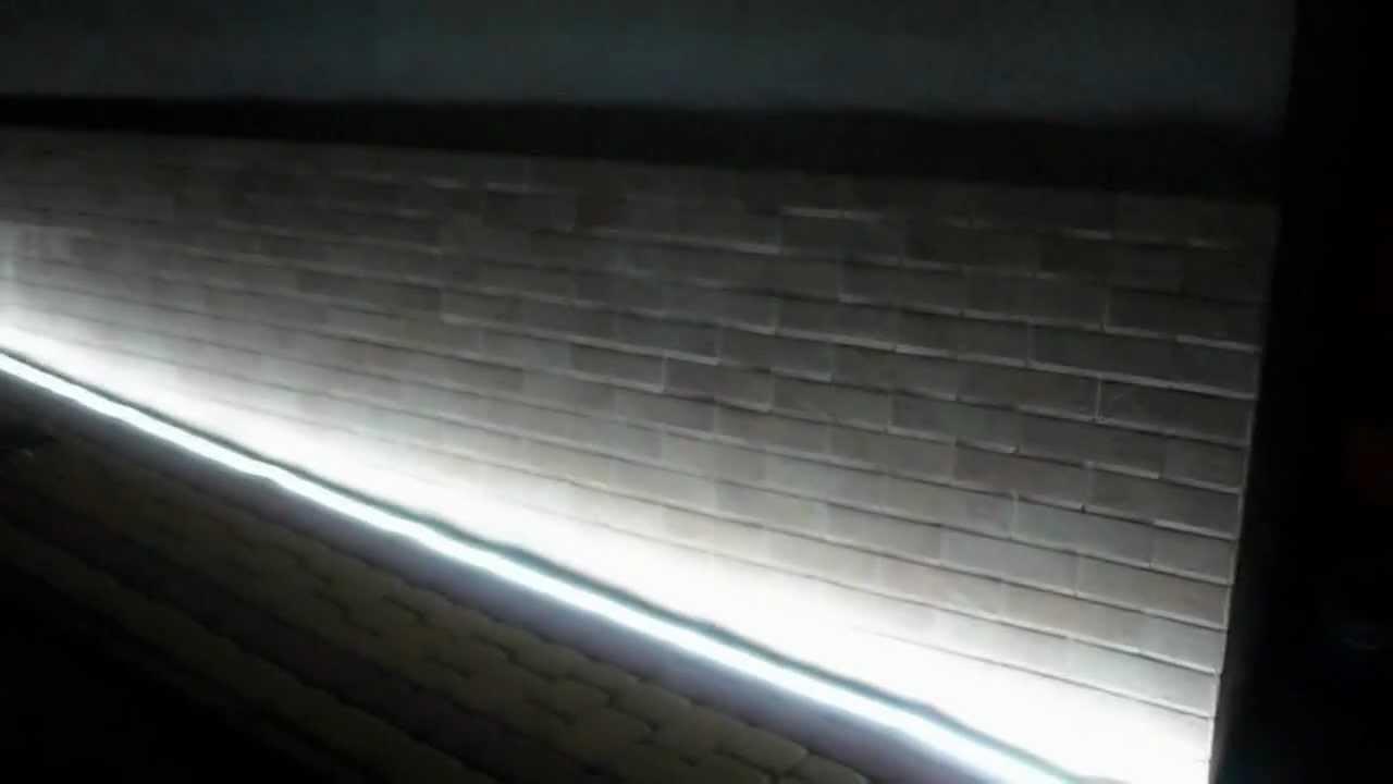Praktyczne Wykorzystanie Taśmy Led Smd5050 Biała Zimna Oświetlenie ścian