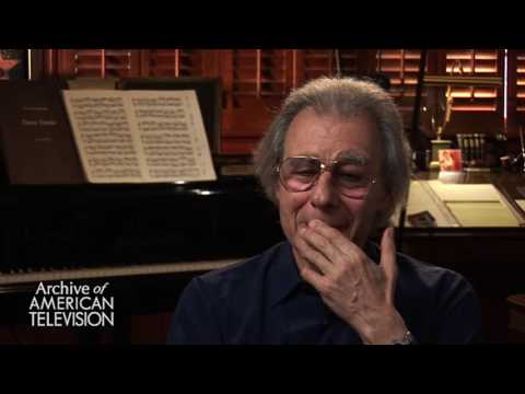 Composer Lalo Schifrin on