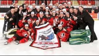 Gold for Canada 2017 World Juniors