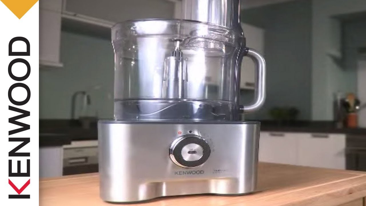 Kenwood Multipro FP973 | Food Processor | Video del Prodotto (Italia)