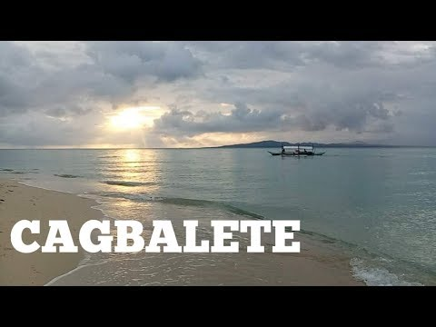CAGBALETE ISLAND 2018:TRAVEL VLOG#1