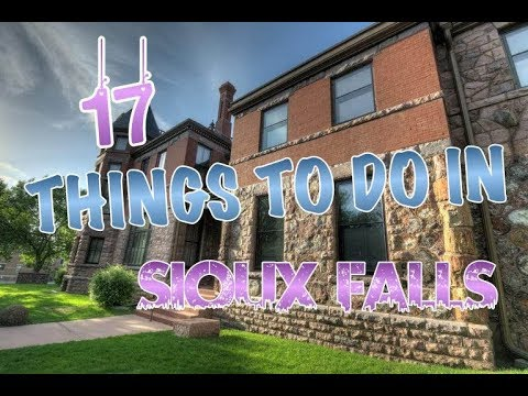 Top 17 Things To Do In Sioux Falls, South Dakota
