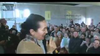 Vicka parla ai pellegrini a Medjugorje - Marzo 2011 (PARTE PRIMA)
