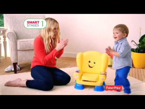 Smart Stages Chair Advert