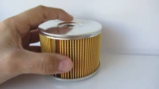 Масляный фильтр Clean Filters DF 827/A