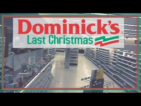 Dominick's Last Christmas