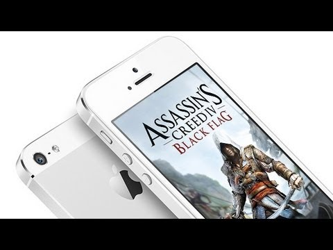 Iphone 5 Assassin S Creed Iv 4 Black Flag Wallpaper Youtube