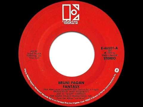 "Bruni Pagan - Fantasy (7"" Single Edit)"