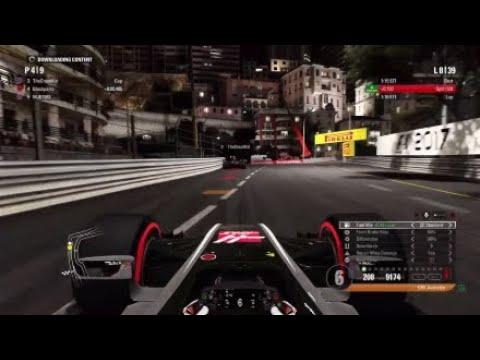 F1 Fun Cup * Race 6 Grand Prix De Monaco *