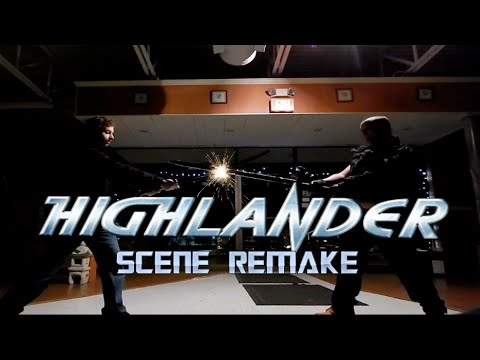 highlander final fight