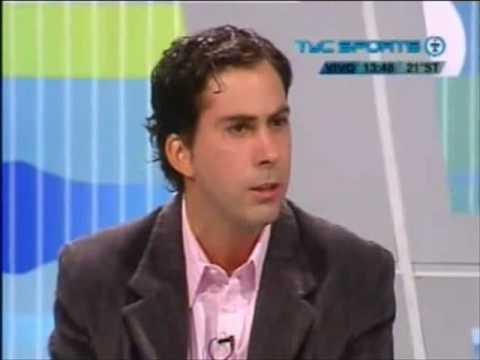 Pagani Vs Arevalo Estudio Futbol Tyc Sports - YouTube