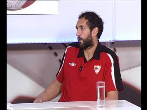 Diego López en A Balón Parado 27/11/2012 Sevilla FC