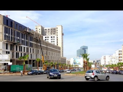 Atlas business hotel rabat hay riyad youtube for Mobilia hay riad rabat