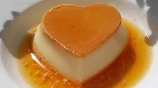 Món ăn vặt: Bánh FLAN (mềm, mịn vị thơm béo) của Đậu Đỏ Trần