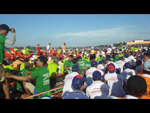 lễ khai mạc đua ghe ngho(go quao kiên giang 2016)