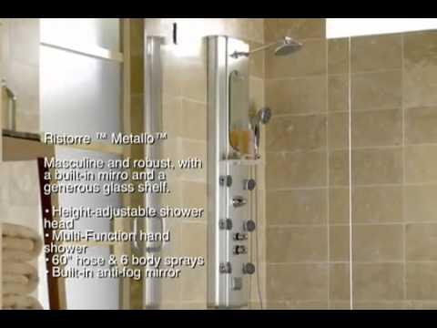 Jacuzzi® Ristorre™ Shower Systems ( Bestbathroom4u.com )