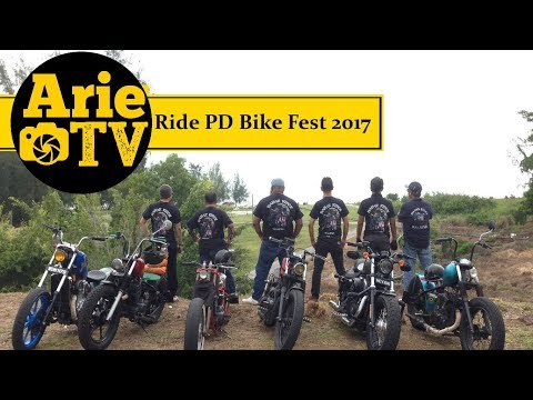 Arie Ride TV :: PD Int Bike Fest 2017 Bobber Chopper Motorcycle
