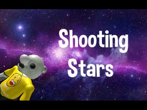 Roblox Shooting Stars Memedasquishylemon Youtube