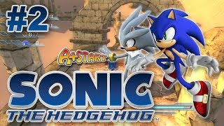 Sonic '06 - Human To Hedgehog Ratio - Part 2 - A+Start