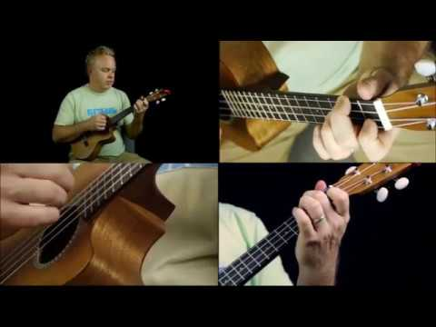 Let It Be By The Beatles Ukulele Lesson Easy Uke Songs Chords