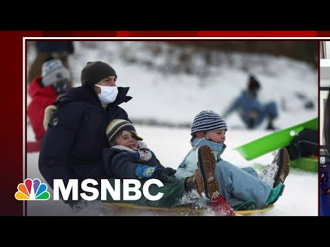 No Zoom School: Writer Argues In Favor Of Keeping Snow Days   Morning Joe   MSNBC