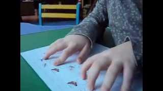"""Авторская развивающая игра """"Умные пальчики"""""""