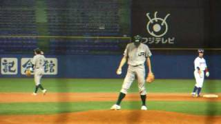 第81回 都市対抗東京大会二次予選第一代表決定戦 JR東日本vs東京ガス