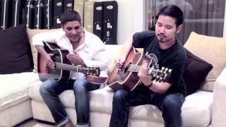 Smoke on the Water - Deep Purple (Acoustic Cover by Surath Godfrey & Victor Chen)