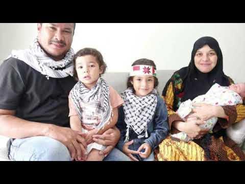 Kisah Relawan Indonesia Menikahi Wanita Palestina, Sempat 6 Kali Lamaran Ditolak