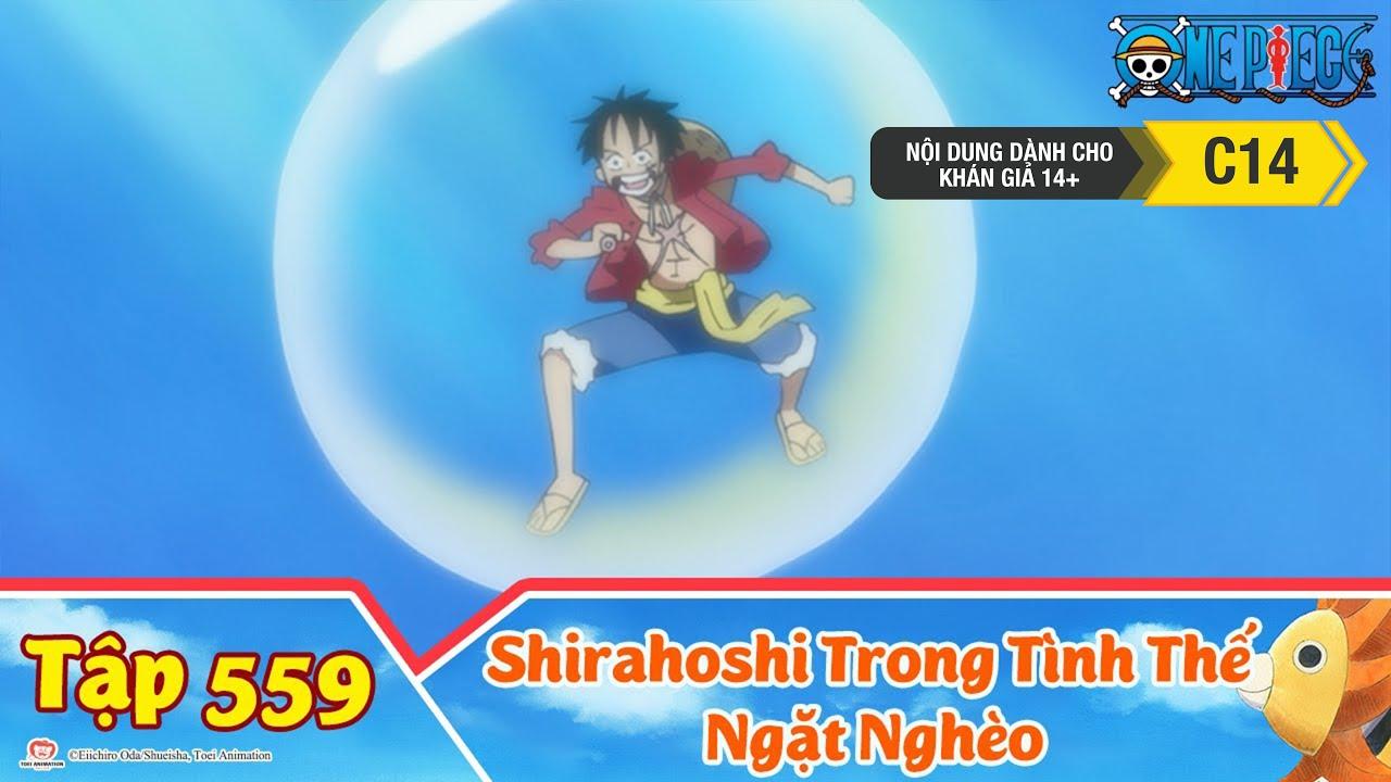 One Piece Best Cut Tập 559: Nhanh Lên Luffy! Shirahoshi Trong Tình Thế Ngặt Nghèo