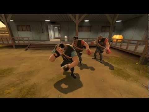TF2 - Heavy pootis Taunts