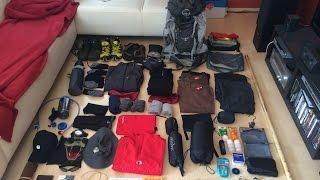 "Jakobsweg ""Camino Frances"" Ausrüstung (Erfahrungsbericht 2014)"