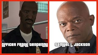 Characters and Voice Actors - Grand Theft Auto: San Andreas thumbnail