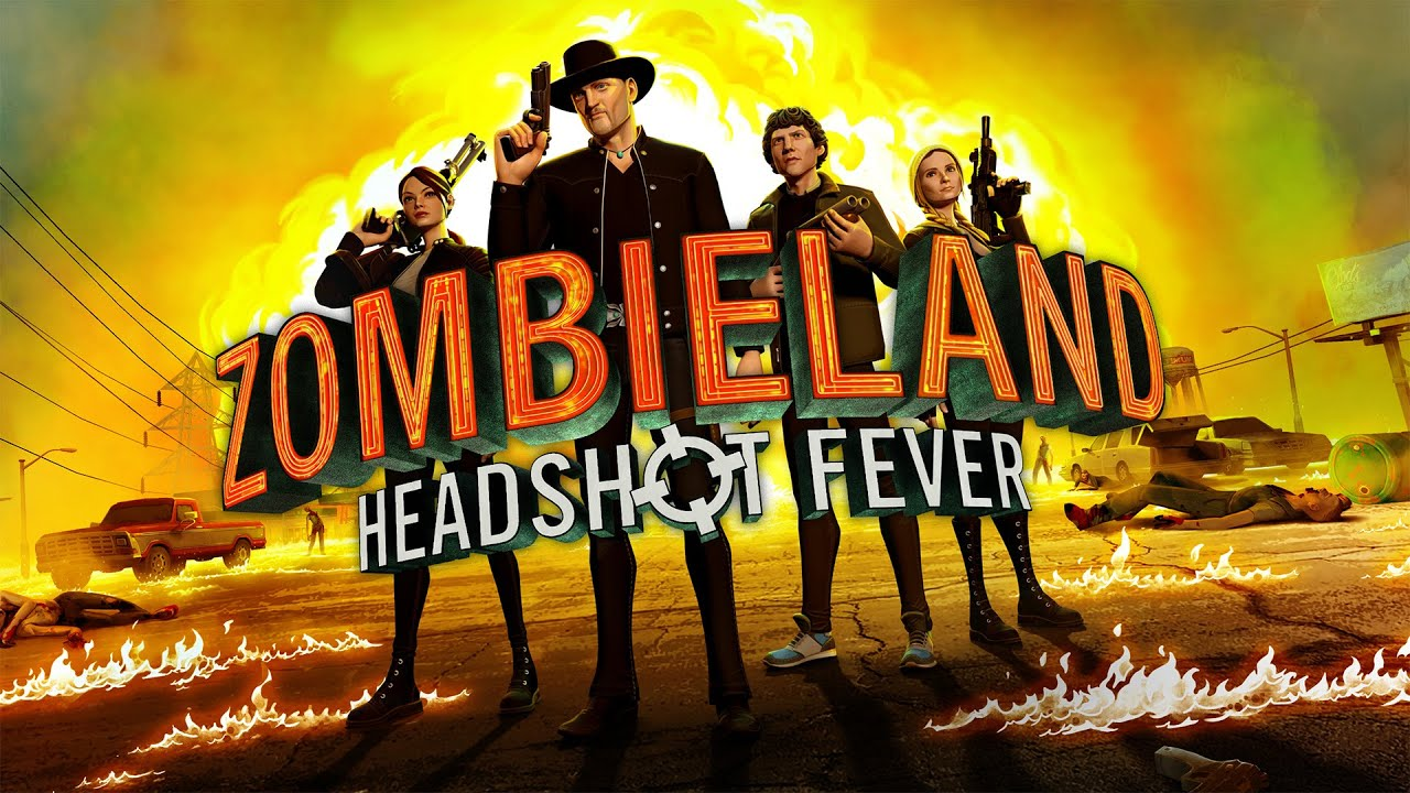 ZOMBIELAND: HEADSHOT FEVER - Virtual Reality Game Announcement Trailer