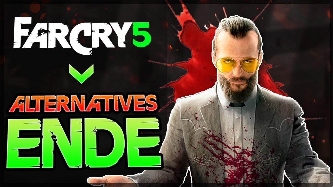 Far Cry 5 Nach Ende Weiterspielen