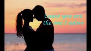 Jansen Hogan The One I Adore Lyrics