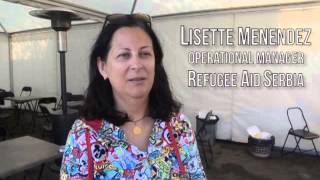 Food For Life Serbia Feeding The Refugees 2015