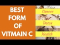 Best Vitamin C Supplement for Cancer and Health | Best Liposomal Vitamin C