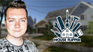 House Flipper #01 - ZOSTAŁEM SPRZĄTACZKĄ!