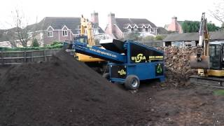 D & M Barnett Plant Hire Screener 2