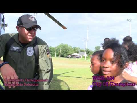 National Night Out @ East St Louis IL 8/2/2016