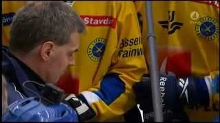 VM-final : Sverige vs Ryssland - Sveriges timeout (2013-02-03)