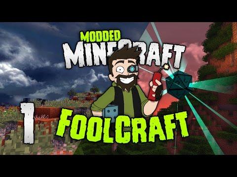 Minecraft: FOOLCRAFT | #1: BEST MODPACK EVAH! [Modded Minecraft] - Видео из Майнкрафт (Minecraft)