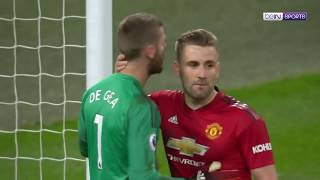 Tottenham 0-1 Manchester United Match Highlights