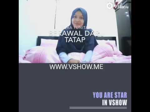 Vshow : Berawal Dari Tatap cover by Rdtlj