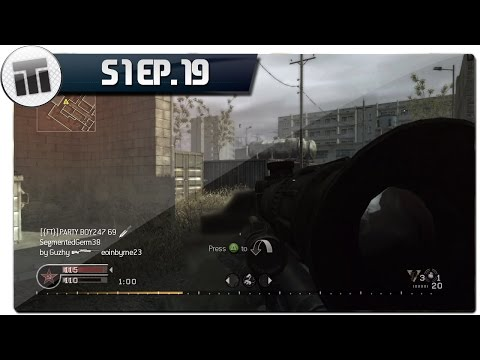 """""""I'm Going To Win This FFA With a Dragunov"""" :: iTemp's CoD4 RTC S1 Ep. 19!"""
