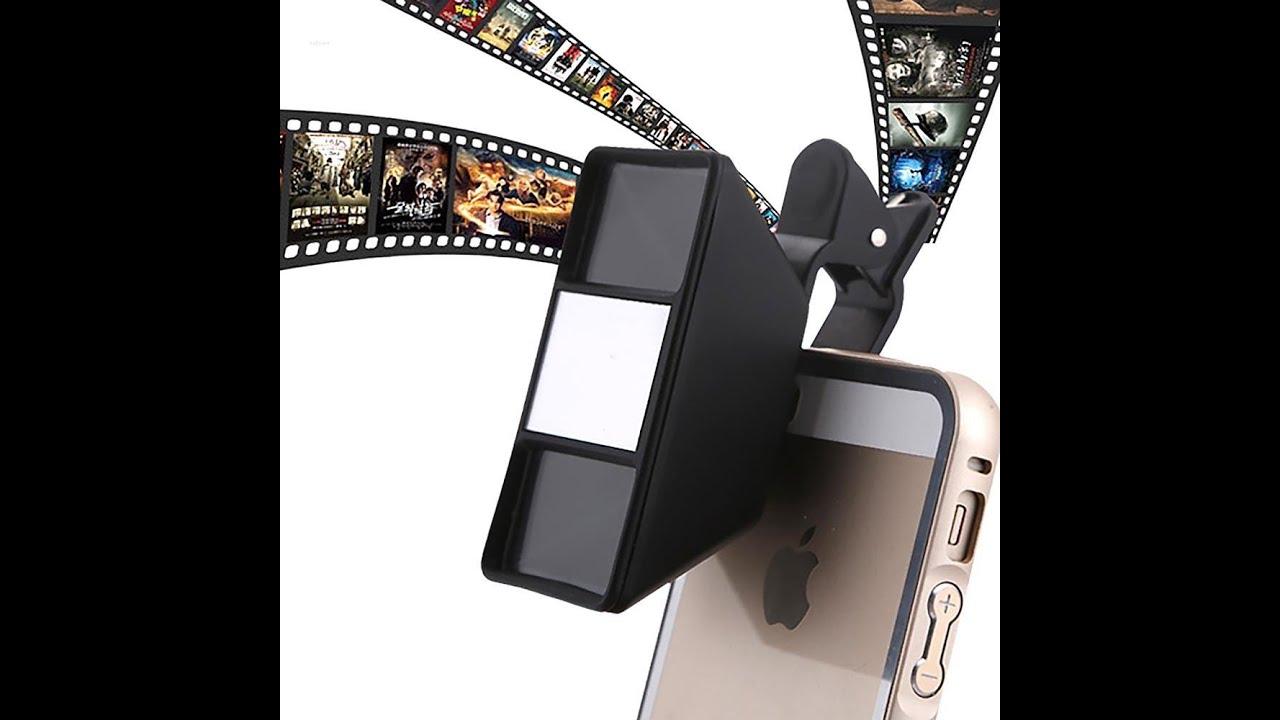 3D Lens For Smartphone Stereo Vision