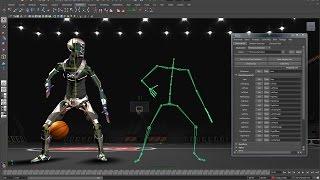 Уроки Autodesk Maya. Простая анимация